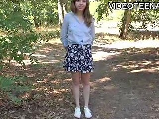 XHamster Sex Video - Real 18 Years Old Teen First Porn Casting Free Porn E7