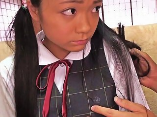 DrTuber Sex Video - Tiny Busty Japanese Schoolgirl Clit Stimulated